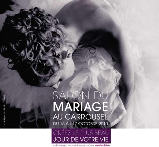 Mariage au Carrousel 2010